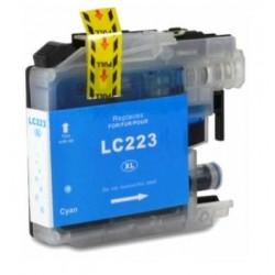 BROTHER LC223 V2 CYAN CARTUCHO DE TINTA GENERICO LC223C (ULTIMA ACTUALIZACION - VALIDO TODAS LAS IMPRESORAS)