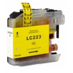 BROTHER LC223 V2 AMARILLO CARTUCHO DE TINTA GENERICO LC223Y (ULTIMA ACTUALIZACION - VALIDO TODAS LAS IMPRESORAS)