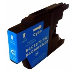 BROTHER LC1220XL/LC1240XL/LC1280XL CYAN CARTUCHO DE TINTA GENERICO LC-1240C