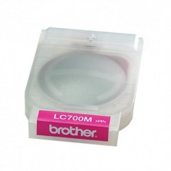 BROTHER LC700 MAGENTA CARTUCHO DE TINTA GENERICO