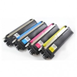 BROTHER TN230 CARTUCHO DE TONER GENERICO PACK 4 COLORES
