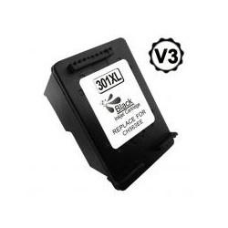 HP 301XL V3 NEGRO CARTUCHO DE TINTA REMANUFACTURADO CH563EE (VALIDO NUEVAS IMPRESORAS)