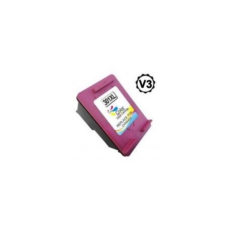 HP 301XL V3 TRICOLOR CARTUCHO DE TINTA REMANUFACTURADO CH564EE (VALIDO NUEVAS IMPRESORAS)