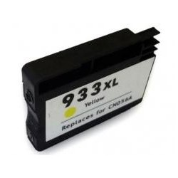 HP 933XL AMARILLO CARTUCHO DE TINTA GENERICO CN056AE