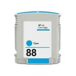 HP 88XL CYAN CARTUCHO DE TINTA GENERICO C9391AE