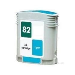 HP 82 CYAN CARTUCHO DE TINTA GENERICO C4911A