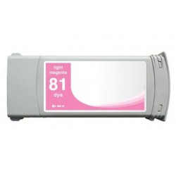 HP 81 MAGENTA LIGHT CARTUCHO DE TINTA GENERICO C4935A