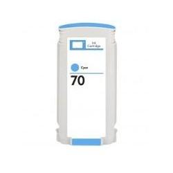 HP 70 CYAN CARTUCHO DE TINTA GENERICO C9452A