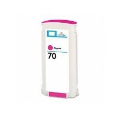 HP 70 MAGENTA CARTUCHO DE TINTA GENERICO C9453A