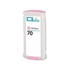 HP 70 MAGENTA LIGHT CARTUCHO DE TINTA GENERICO C9455A