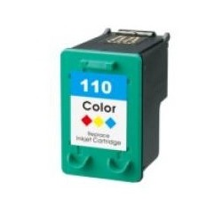 HP 110 TRICOLOR CARTUCHO DE TINTA REMANUFACTURADO CB304AE