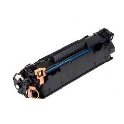 HP CE285A/CB435A/CB436A NEGRO CARTUCHO DE TONER GENERICO UNIVERSAL Nº85A/35A/36A