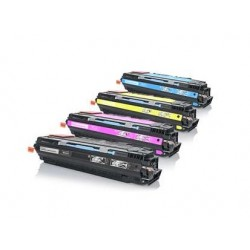 HP Q2670A / Q2671A / Q2672A / Q2673A CARTUCHOS DE TONER GENERICOS PACK 4 COLORES