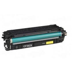HP CF362X AMARILLO CARTUCHO DE TONER GENERICO Nº508X
