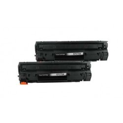 Pack 2 Toner HP CF279A HP LaserJet Pro M12 / M12a / M12w / MFP M26a / MFP M26nw compatible 79A