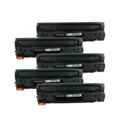 Pack 5 Toner HP CF279A HP LaserJet Pro M12 / M12a / M12w / MFP M26a / MFP M26nw compatible 79A
