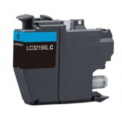BROTHER LC3219XL CYAN CARTUCHO DE TINTA GENERICO LC3219XLC
