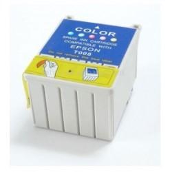 EPSON T008 5 COLORES CARTUCHO DE TINTA GENERICO C13T00840110