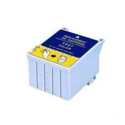 EPSON T027 5 COLORES CARTUCHO DE TINTA GENERICO C13T02740110