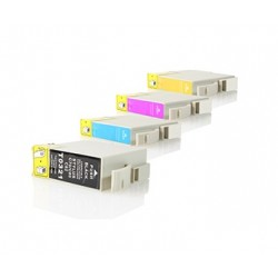 Multipack 4 Cartuchos de tinta Epson T0321/2/3/4 compatibles