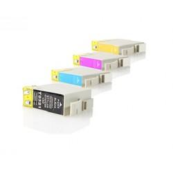 Multipack 4 Cartuchos de tinta Epson T0321 / T0422 / T0423 / T0424 compatibles