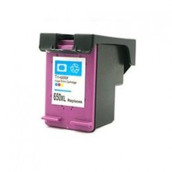 HP 650XL TRICOLOR CARTUCHO DE TINTA REMANUFACTURADO CZ102AE